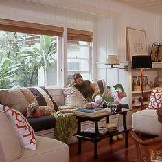 Lessons in Design, Hawaiian Decor // Coastal Living
