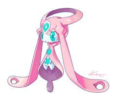 Neolettea, the guardian of Riku-Riku Island.