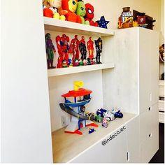 Sabemos lo importante que es para ti la organización de los juguetes, ropa, accesorios en el cuarto de los chiquitos del hogar. Nosotros te damos la solución💡👦🏻👧🏻👶🏼 Diseñamos cada mueble personalizado según las medidas y necesidades, te lo presentamos en 3D y luego lo hacemos REALIDAD✨ #somosindeco #indeco4u #indecodesign #indecomobiliario #guayaquil #ecuador #samborondon #salinas #vialacosta #montereylocals #salinaslocals- posted by Diseño de Interiores Ecuador…