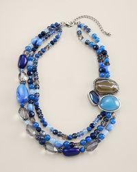 Svana Multi-Strand Necklace