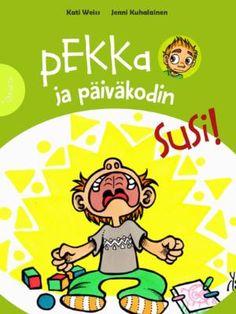 Pekka ja päiväkodin susi (eli Poika joka huusi sutta) on opettavainen tarina siitä, miten valehtelu vie uskottavuuden. Lyhyt satuklassikko on päivitetty nykypäivään Jenni Kuhalaisen hulvattoman kuvituksen myötä. Ikäsuositus: 4+ Lisa Simpson, Pre School, Second Grade, Problem Solving, Children, Kids, Fairy Tales, Literature, Kindergarten