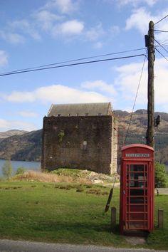 Carrick Castle - Scotland