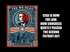 The Second Patriot Act: 2,000 Page Omnibus Bill A Trojan Horse for CISA