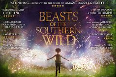 We also have a new clip from Beasts Of The Southern Wild which has been whipping up a storm on the festival circuit.