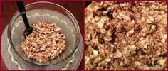 Gluten & Nut Free, Banana Chocolate Chip Granola Bars - MOMables® - Healthy School Lunch Ideas