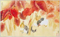 Zhou Zhongyao.(周中耀).Цветы, птицы.2. Обсуждение на LiveInternet - Российский Сервис Онлайн-Дневников