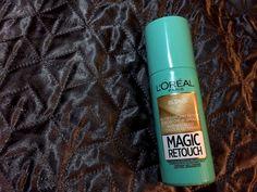 Spray L'Oreal Magic Retouch - rozczarowanie miesiąca? Recenzja