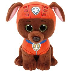 Buy Ty Beanie: Paw Patrol - Zuma at Mighty Ape NZ. Ty Beanie Paw Patrol: Zuma Your favourite Paw Patrol characters are now available in these quality Ty Beanie Plush! Age: 3 years and up Ty Beanie Boos, Beanie Babies, Dog Beanie, Ty Babies, Paw Patrol Plush, Zuma Paw Patrol, Paw Patrol Toys, Personajes Paw Patrol, Junk Art