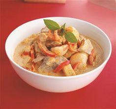 Red Thai Pork Curry