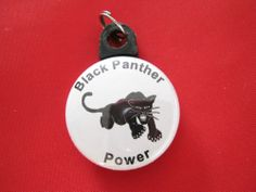 Handmade  Black Panther Power Party Pendant Necklace #Jewelry #Deal #Fashion
