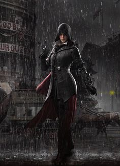 Evie Frye Assassin's Creed Syndicate wallpapers Wallpapers) – Wallpapers Assassins Creed Syndicate Evie, Assassins Creed Unity, Evie Frye Cosplay, Asesins Creed, Connor Kenway, Female Assassin, Female Sith, Bioshock, Female Characters