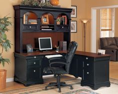 tuscan decorating ideas | Home Office Design Ideas in Tuscan Style | Office Architect