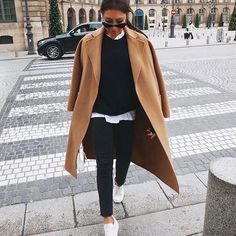 Beige look from Zara – Mode Outfits Winter Outfits Women, Casual Winter Outfits, Winter Fashion Outfits, Look Fashion, Zara Fashion, Brown Fashion, Autumn Fashion Uk, Chic Womens Fashion, Preppy Fall Outfits