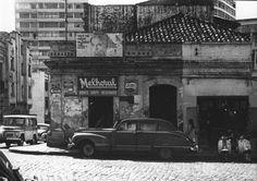 A Casa Romário Martins, na década de 1970.