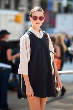 via Vanessa Jackman | New York Fashion Week SS 2012