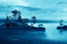 Фотография Blue Land автор iD's  на 500px