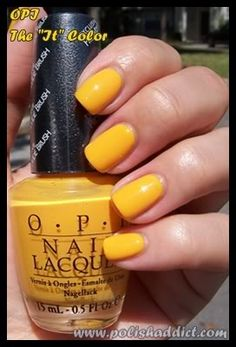 opi the it color