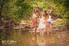 @reidparr - Makenna Kinnamon - Madison DeVor - Wakeland High School - Heritage High School - Lone Star High School - Senior Portraits - Class of 2015 - Ideas for Friends - Senior Pictures - Ideas for Girls - Arbor Hills Nature Preserve - #seniorpics - @ehamlive - Tyler R. Brown Photography