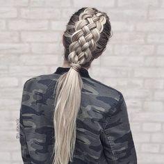 Pick of the Day, By Hair Master ⚔ @n.starck . . . #colorist #colorists #haircolor #haircolorist #haircolorideas #haircut #haircuts #womanshair #salonlife #nyc #lasvegas #atlanta #boston #hairstyle #hairstyles #behindthechair #hairdresser #behindthechair #modernsalon #longhair #salonpick #blonde #blondehair #braid #braidstyle #hairstylist