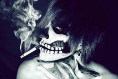 Hot zombie.