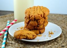 Make and share this Easy Peanut Butter Cookies recipe from Genius Kitchen.