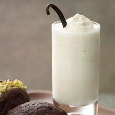 Vanilla Cardamom Milk Shake Shooters