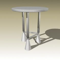 Maya Ugo La Pietra - 3D Model