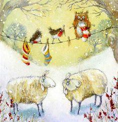 Лёжа под грушей - Christmas Time