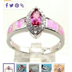 Stylish ring .description in photos..never worn Jewelry Rings