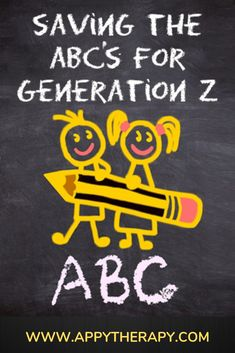 Saving the ABC's for Generation Z Teaching Handwriting, Handwriting Practice, Generation Z, Learning To Write, Learning Letters, Upper And Lowercase Letters, Lower Case Letters, Kinesthetic Learning, Writing Lines