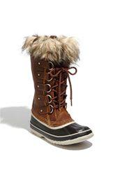 How I'm surviving South Dakota winter: Sorel 'Joan of Arctic 64' snow boots