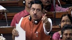Congress-BJP war of words over D.K. Ravi death disrupts Lok Sabha The death of Karnataka IAS officer D. K. Ravi under mysterious circumstances earlier this week disrupted proceedings in the Lok Sabha on Thursday as BJP member Prahlad Joshi billed it a murder and accused the State government of a cover up as the bureaucrat had initiated action against the real estate lobby.