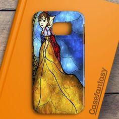 Stained Glass Disney Art Samsung Galaxy S6 Edge Case | casefantasy
