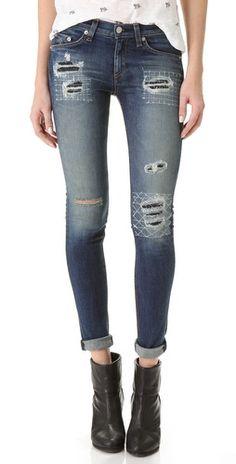 Rag & Bone/JEAN The Skinny Jeans - $286.00
