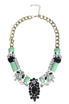 Tiffany Jewelled Necklace >> http://www.boohoo.com/restofworld/gifts/gifts-for-her/icat/autumn-winter-tv-ad/tiffany-jewelled-necklace/invt/azz46932