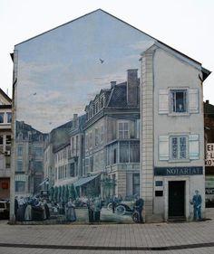 Germany Thaths truly streetArt!!!