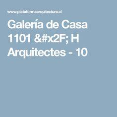 Galería de Casa 1101 / H Arquitectes - 10