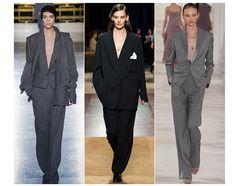 20 trends for Fall/Winter 2014-2015 Tailoring Haider Ackermann Hermès Stella McCartney Ralph Lauren