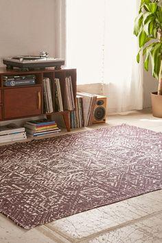 Magical Thinking Izmir Maze Printed Rug