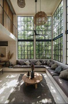 Loft Interior, Home Interior Design, Interior Decorating, Dream House Interior, Decorating Ideas, Beautiful Houses Interior, Interior Home Decoration, Modern Home Interior, Loft Decorating