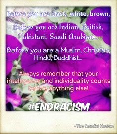 End Racism!