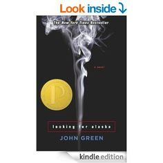 "Looking for Alaska by John Green. ""The only way out of the labyrinth of suffering is to forgive."" -John Green, Looking for Alaska (Kindle) Ya Books, Book Club Books, Good Books, Library Books, This Is A Book, Love Book, Reading Lists, Book Lists, Reading Books"