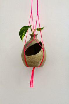 Handmade Shop - Macrame Plant Hangers