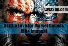A Little #Love for Marvel #Comics [50+ Images]