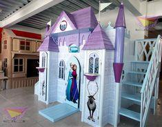 1000 images about girls bedrooms on pinterest princess - Muebles de princesas disney ...