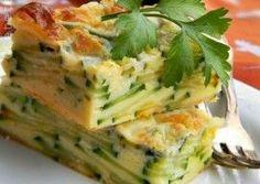BUDINCA DE DOVLECEI Romanian Food, Zucchini, Mozzarella, Cabbage, Ale, Vegetables, Orice, Smoothie, Canning