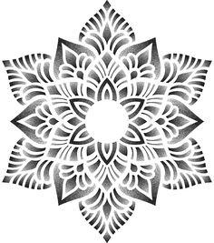 Search inspiration for a Geometric tattoo. Mandala Tattoo Design, Dotwork Tattoo Mandala, Geometric Mandala Tattoo, Geometric Tattoo Design, Geometry Tattoo, Mandala Drawing, Tattoo Designs, Designs Mehndi, Geometric Flower