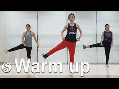 [Warm Up] 12 minute Diet Dance Workout Pilates Workout, Cardio, Exercise, Workouts, Physical Activities, Zumba, Harem Pants, Health Fitness, Dance Fitness