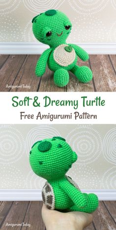 Soft 038 Dreamy Turtle amigurumi pattern crochetturtles Crochet turtle pattern f… – Amigurumi Free Pattern İdeas. Crochet Hood, Crochet Bear, Crochet Gifts, Cute Crochet, Crochet Animals, Crochet Patterns Amigurumi, Amigurumi Doll, Crochet Dolls, Crochet Turtle Pattern Free
