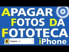 Como apagar fotos da fototeca sem iTunes Iphone 3g,3gs,4,4s,5